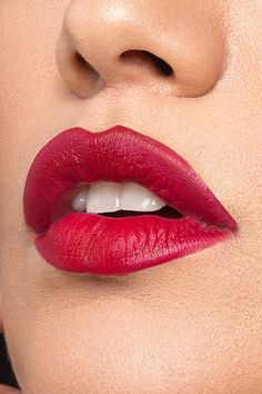 15 Best Red Lipstick Shades For Women - Idiot Buy Lip Gloss Colors, Lip Colors, Lipstick Shades, Lipstick Colors, Girls Lips, Asian Eyes, Lipgloss, Best Lipsticks, Kissable Lips