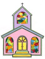 Sunday School bible craft Church Activity Sheet