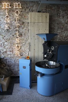 Miss Morrison, Coffee roasters, Delft, the Netherlands, Oude kerk