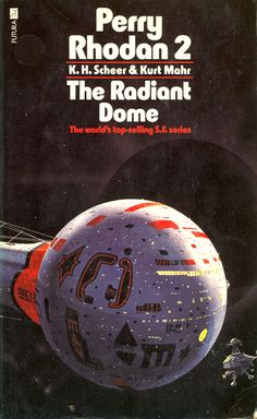 Only bought this Perry Rhodan series (reprinted in the 1970s) because of Chris…