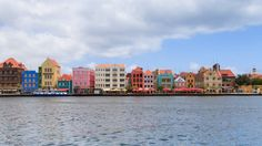 #Willemstad #Harbor is an #UNESCO world #heritage site #Curaçao #Netherlands #Caribbean #Sea