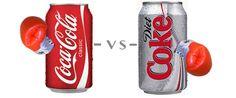 Esta é uma boa experiência para que possas ter noção do peso real que o açúcar tem numa lata de Coca-Cola! Uma Coca-Cola Original pesa mais que uma Coca-Cola Diet. Sabias? TopaIsto