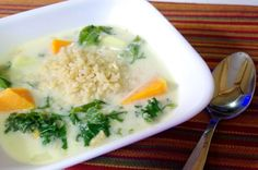 ... about Kale on Pinterest | Kale soup, White beans and Ginger beef