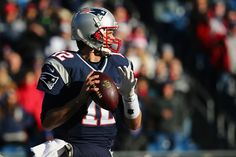 Patriots' Tom Brady Takes High Road When Asked About Rift...: Patriots' Tom Brady Takes High Road When Asked About Rift… #NFLPlayoffPicture