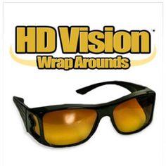 HD vision okuliare pre vodičov - 2 ks v balení