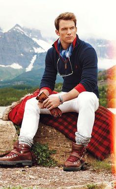 Ralph Lauren | Men's Fashion | Menswear | Men's Casual Outfit for  Fall/Winter | Moda Masculina | Shop at designerclothingfans.com