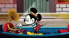 Mickey Mouse in O Sole Minnie ... Watch now on DisneyTube