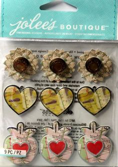 JOLEE/'S BOUTIQUE STICKERS WINE GLASS /& GRAPES REPEATS