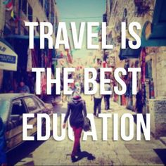 travel is the best education As graduation season comes around, we take a look at why grad travel is the best education someone can have coming out of school, and how it can be done with like-minded people on a trip with our sister company contiki.
