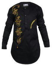 African Fashion Is Hot African Clothing For Men, African Shirts, African Print Dresses, African Print Fashion, African Fashion Dresses, African Dress, Fashion Outfits, Mens Fashion, Dashiki Shirt