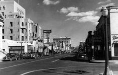 1940s Albuquerque.