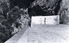 I don't like truth, ...EASTERN design office - Malaparte House, Capri. Italy. 1938-1942 Adalberto...