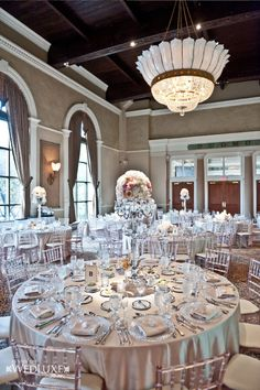 GORGEOUS decor, Liberty Grand (our venue!)