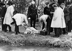 The Seewen murders took place 1976 and remains one of Switzerland's biggest unsolved murder cases. Five members of the Siegrist family ranging in ages from 45 to 80 years old were found dead in a weekend home in the protected forest of Seewen. The cause of death was obvious, 13 rounds from a Winchester type shotgun. What was a little more surprising was the accuracy of the rounds fired. 11 shots to the head, 2 shots to the upper chest.