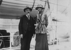 Beatrice Webb and Sidney Webb    What do two socialist economists, writers, and political/social reformers in love do? They form a groundbreaking gradualist and reformist society, establish the London School of Economics, and dine with the leading thinkers of their day.