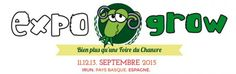 Expogrow, Foire du Chanvre http://expogrow.net 11, 12 et 13 Septembre 2015 à Irun (Ficoba) Euskadi. #w33daddict #Expogrow2014 #Irun #Euskadi #EUSFAC #Paotxa