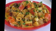 Cassolette de fruits de mer / Seafood casserole recipe / فواكه البحر بال...