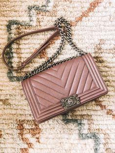 Pink Boy Bag Chanel Boy Bag, Shoulder Bag, Luxury, Pink, Bags, Travel, Inspiration, Beauty, Fashion