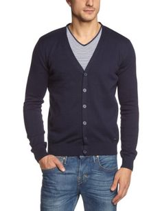 VB Sweater - stylish cardigan with V-neckline and button placket, slim fit,XL,da VB http://www.amazon.com/dp/B00FEXHK6A/ref=cm_sw_r_pi_dp_IVOCub1MH47GA