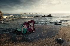 Disney in Real Life - World Issues  - Oil Spills