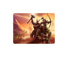 Beautiful Awesome Fantasy Mouse Pad Warcraft