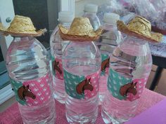 Cowgirl Birthday Party Ideas   Photo 10 of 39   Catch My Party