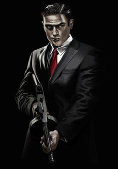 Image result for the mafia coat