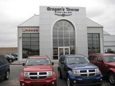 Awesome Groganu0027s Towne Chrysler Jeep Dodge Ram Toledo Oh