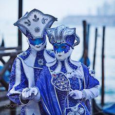 Popular on 500px : Venice-Carnival  #135 by steve-lange