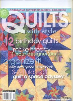 Quilts With Style - Jan Feb 2006 - Josefa Rodrigues - Picasa Web Albums...