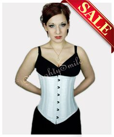 fa134533b8d 100% Authentic Spiral Steel Boned Corsets   Organic Products Store. Waist  Training BeltBest ...
