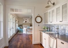 beach house wet bar | Martha's Vineyard Interior Design