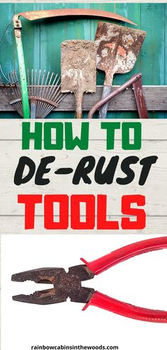 Household Cleaning Tips, House Cleaning Tips, Cleaning Hacks, Garden Tool Shed, How To Remove Rust, Automotive Furniture, Cool Gadgets To Buy, Car Tools, Tool Sheds