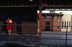 Bruce Davidson, Subway series, 1980's