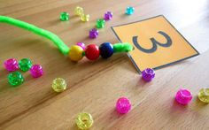 Mengenerfassung: Zählen mit Perlen – Teacher's Life