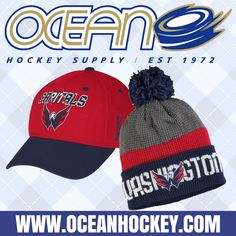 Congratulations to the Washington Capitals on winning the Stanley Cup Stanley Cup 2018, Nhl Apparel, Hockey Gear, Washington Capitals, Skate, Congratulations