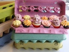 great for take outs! Cupcake holder
