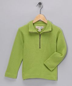 Take a look at this Parrot Palm Island Pullover - Infant, Toddler & Girls by Caribbean Kids on #zulily today! #fall