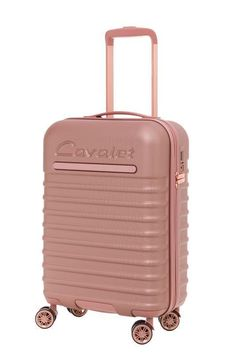 Cavalet Pasedena Carry On Spinner Luggage - LuggageDesigners Laptop Bags, Online Bags, Briefcase, Carry On, 21st, Store, Tent, Hand Luggage, Carry On Bag