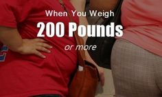 lose weight over 200 pounds