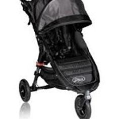 Baby Jogger City Mini GT Single Stroller, Black/Shadow (Discontinued by Manufacturer) City Mini Stroller, Baby Jogger Stroller, Single Stroller, Pram Stroller, Cheap Baby Strollers, City Mini Gt, Baby Jogger City, Baby Equipment, Black Shadow