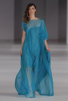 Celia Vela en 080 Barcelona Fashion