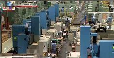 Fábricas no Japão estão aumentando investimentos em maquinário e infraestrutura, principalmente para autopeças e peças de smartphones.