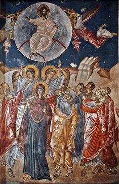 Pet Birds, Holi, Mosaic, Christian, Painting, Beautiful, Angels, Byzantine Art, Fresco