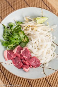 Big Flavors From A Tiny Kitchen: Vietnamese Pho: Beef Noodle Soup