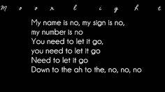 Meghan Trainor - NO (Video Lyrics)