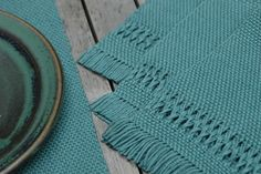 Ravelry: RaintownKnitter's Avelympics-Ray Placemats