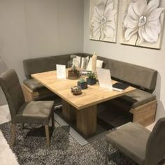 Fabulous 54 Best Corner Bench Dining Table Images In 2017 House Complete Home Design Collection Papxelindsey Bellcom