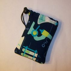 Padded Pipe Pouch Science Pipe Bag Pipe Case by PouchAPalooza