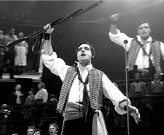 Enjolras | Les Miserables | 25th Anniversary | Ramin Karimloo, he is the best Phantom and Enjolras...I just love his voice!!